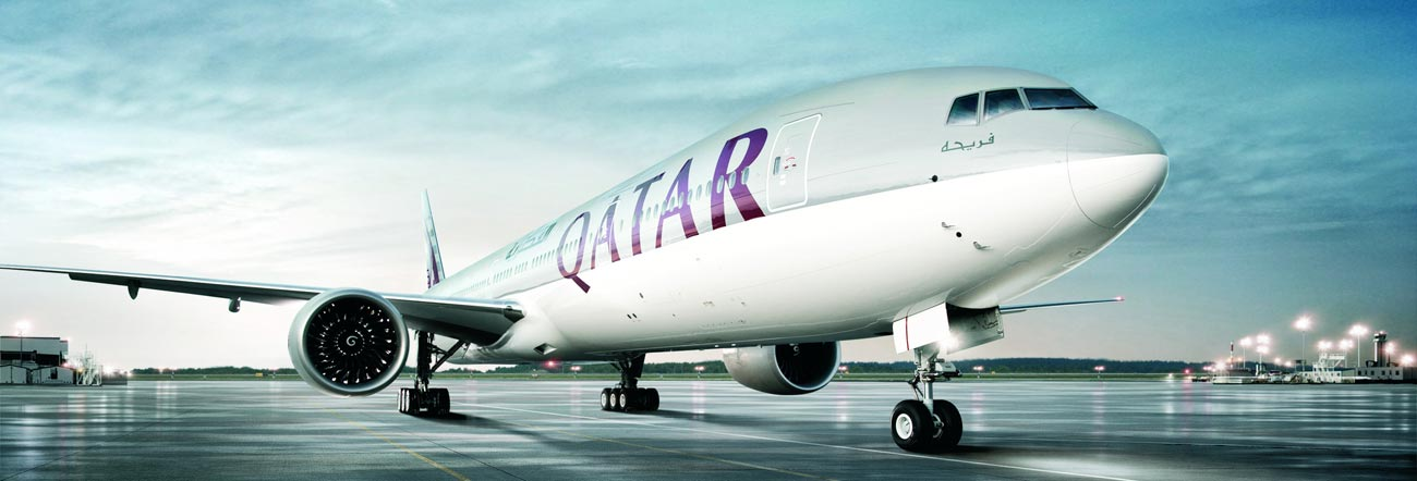 Qatar Airways to fly from Auckland to Doha.