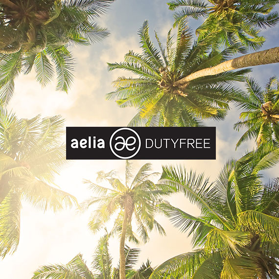 Save on Aelia duty free.