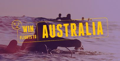 Win flights to Australia