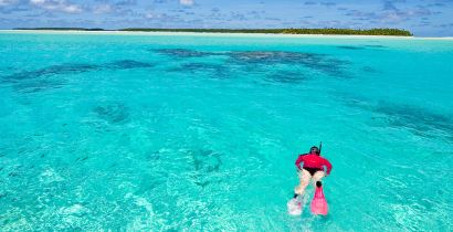 Find the cheapest days to fly to Rarotonga
