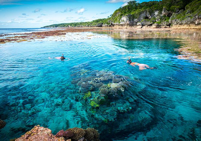 Flights to Niue